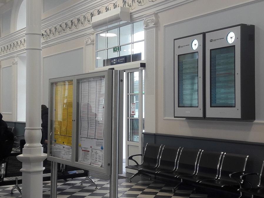 kolejowy system informacji pasażerskiej pkp plk ipi6