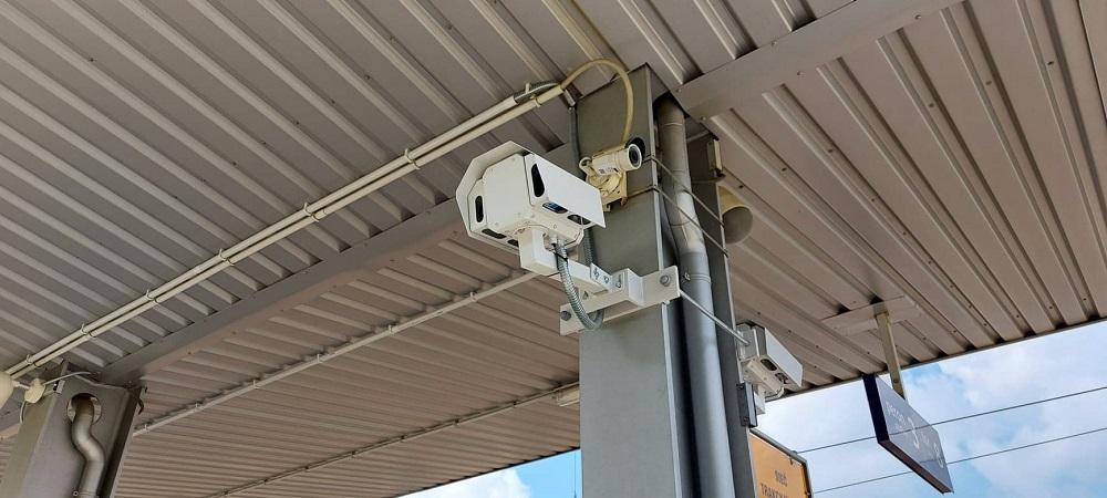 Train movement sensor Czujnik wjazdu na peron IPI6 CSDIP PKP PLK