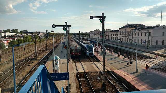 PIDS train station
