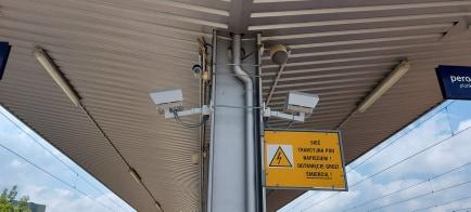 train motion sensor, train detection