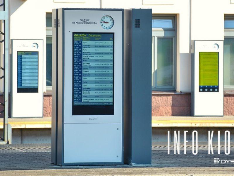 Info kiosk pis sdip - info kiosks