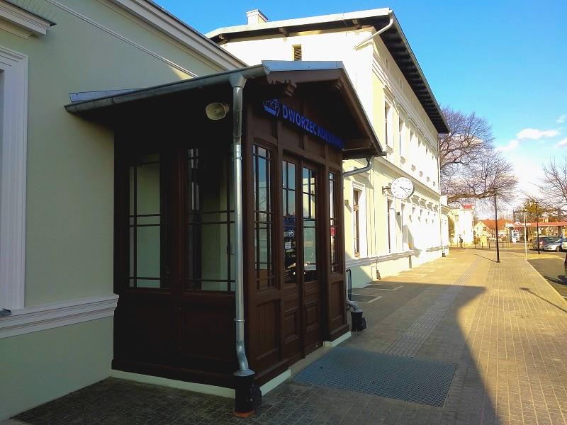 dworzec PKP SA Kąty Wrocławskie