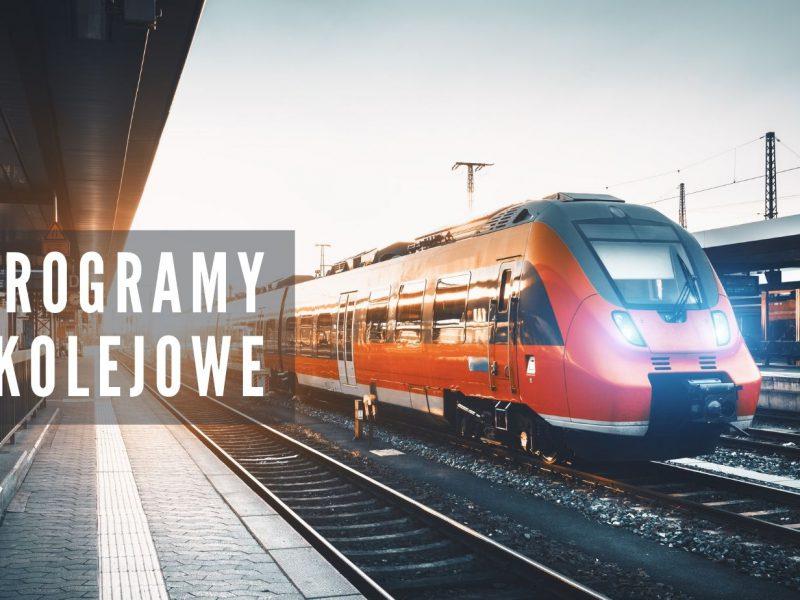 Programy Kolejowe budowa modernizacja przystanków kolejowych