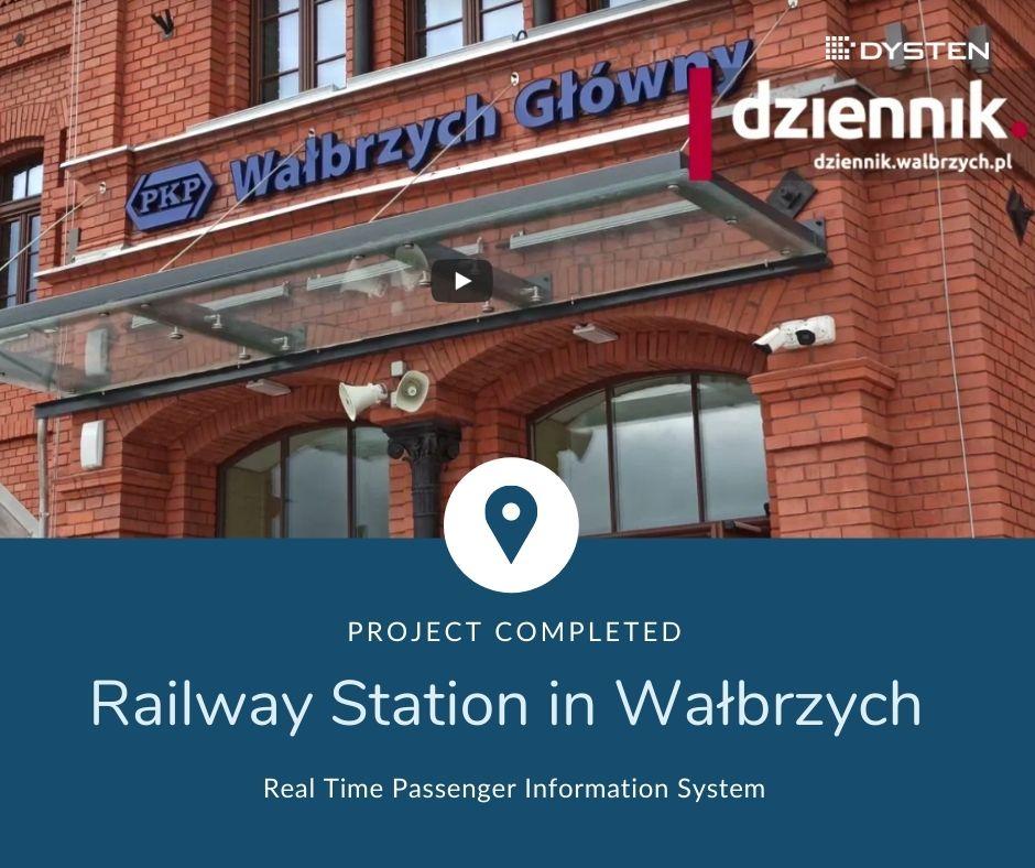 Wałbrzych Główny railway station